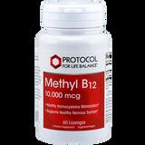 Methyl B12 10,000 mcg, 60 lozenges