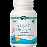 Algae Omega, 60 gel capsules
