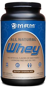 Whey Dutch Chocolate, 2.02 lbs