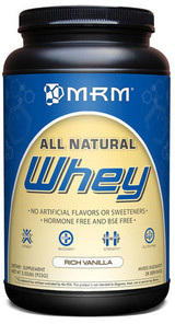 Whey Protein Rich Vanilla 2.02 lbs