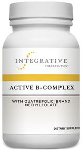 Active B-Complex, 60 veg capsules