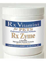 Rx Zyme Powder for Pets, 120 grams
