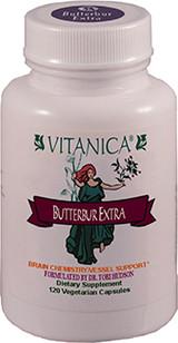 Butterbur Extra™, 120 vegetarian capsules