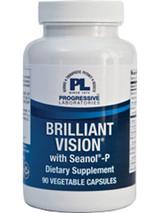 Brilliant Vision with Seanol-P  90 vcaps