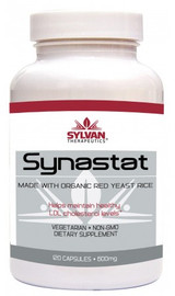Synastat Red Yeast Rice, 120 capsules