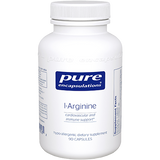L-Arginine 700 mg, 90 vcaps