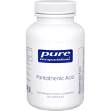 Pantothenic Acid, 120 vegcaps