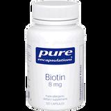 Biotin 8 mg, 120 vcaps