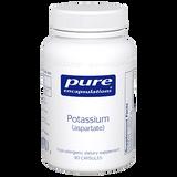 Potassium (aspartate), 90 vcaps