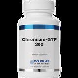 Chromium GTF 200 mcg, 100 vcaps