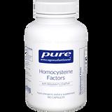 Homocysteine Factors, 180 vegcaps