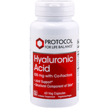 Hyaluronic Acid 100 mg, 60 vcaps