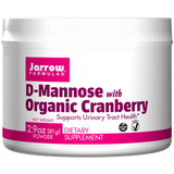 D-Mannose with Organic Cranberry, 30 servings