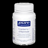 Cranberry/d-Mannose, 90 vegcaps