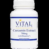 Curcumin Extract 700mg, 60 vegcaps
