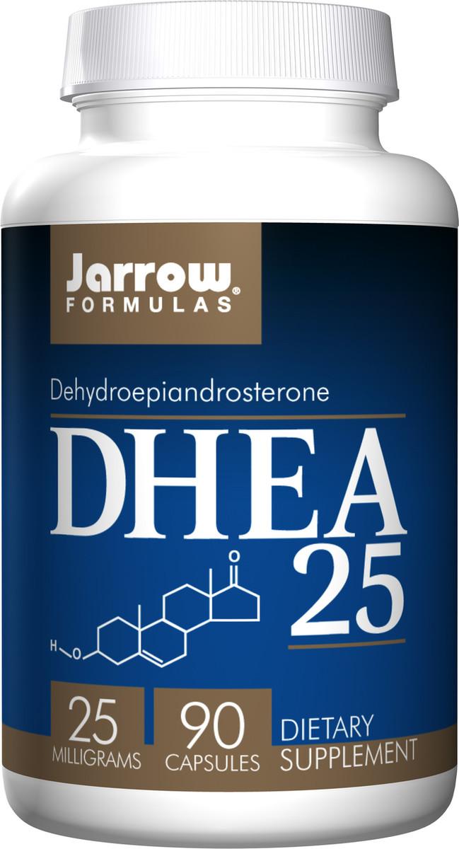 DHEA 25, 90 capsules