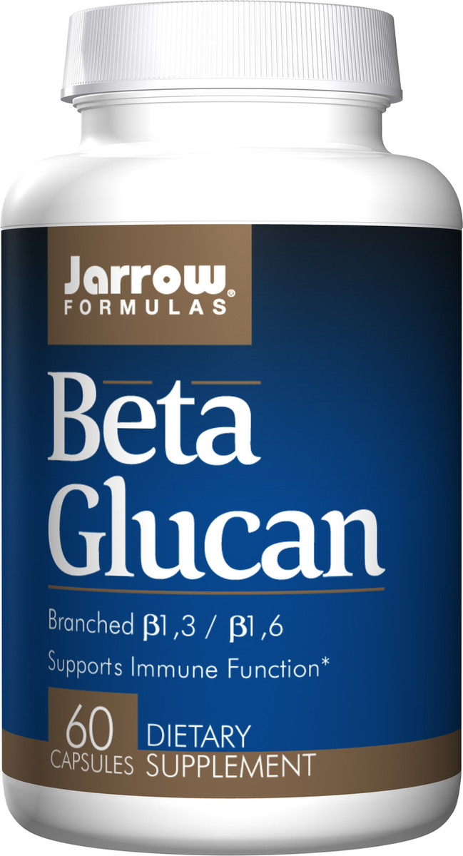 Beta Glucan, 60 capsules