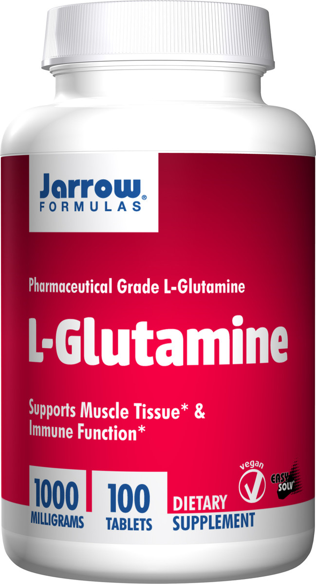 L-Glutamine, 100 tablets