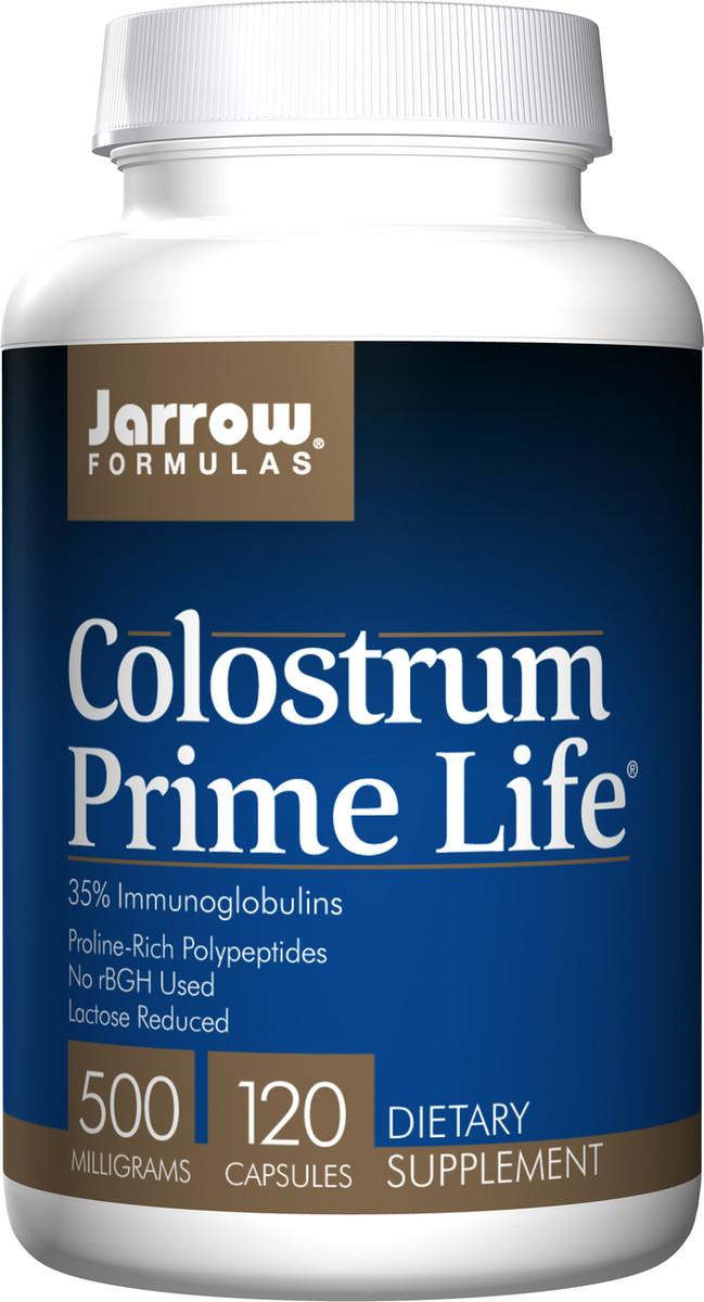 Colostrum Prime Life, 120 capsules