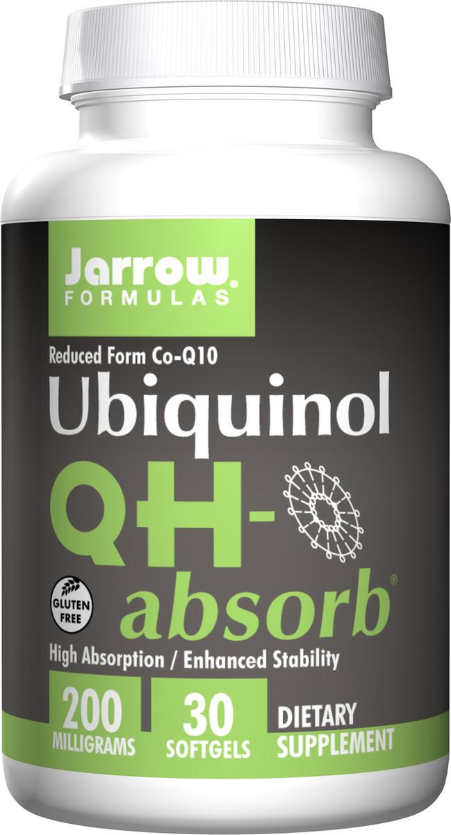 QH-Absorb Co-Q10 200, 30 softgels