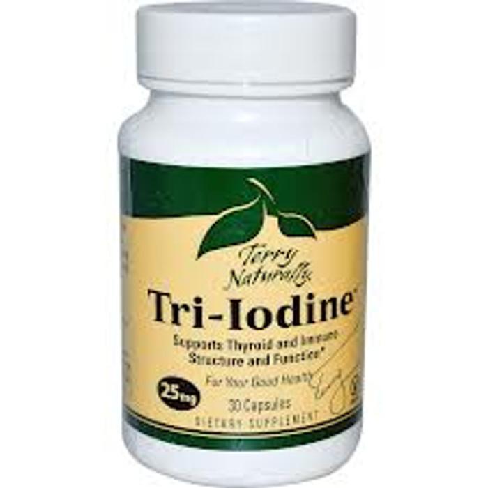 Tri-Iodine 25 mg