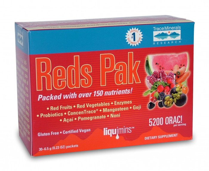 Reds Pak, 30 packets