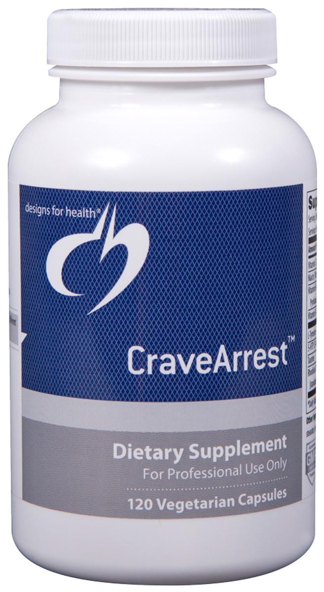 CraveArrest™, 120 vegetarian capsules Image