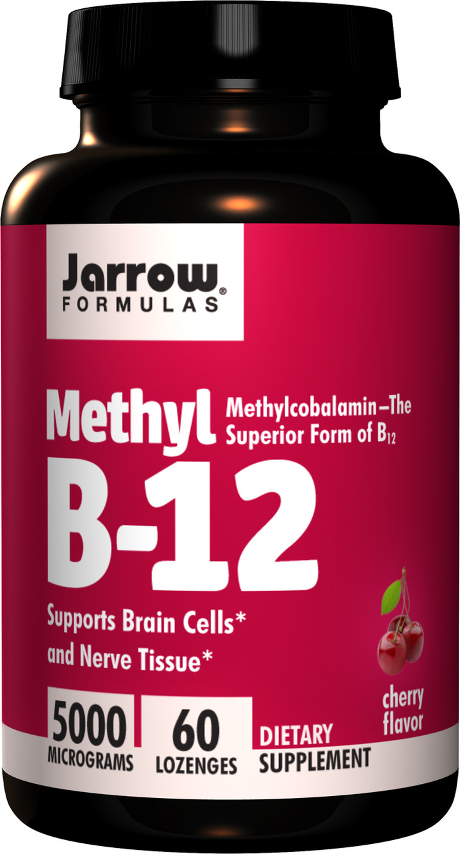 Methyl B-12 5000, 60 lozenges