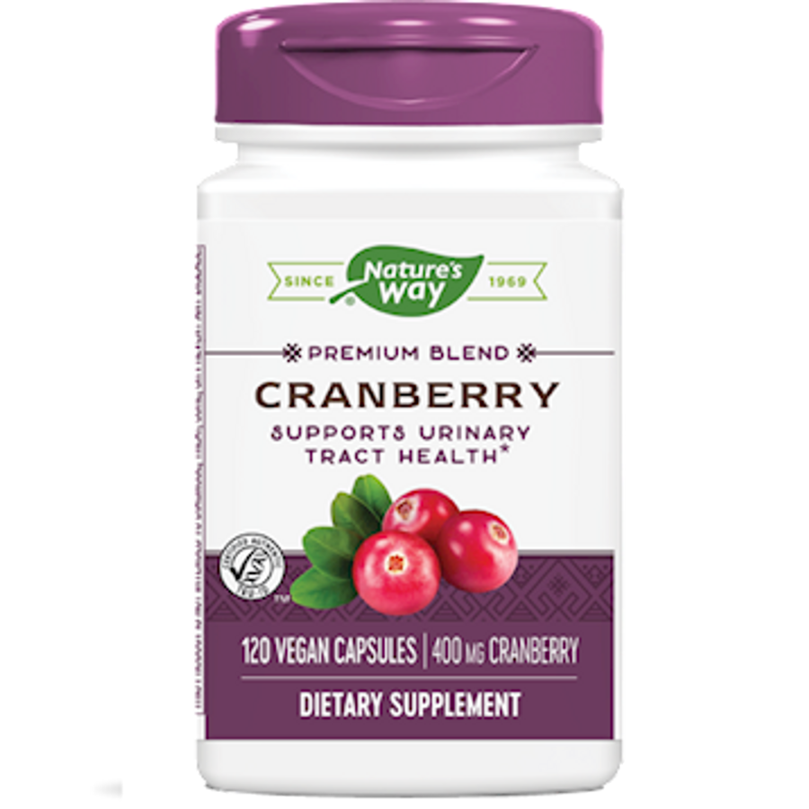 Cranberry (by NWY), 120 capsules