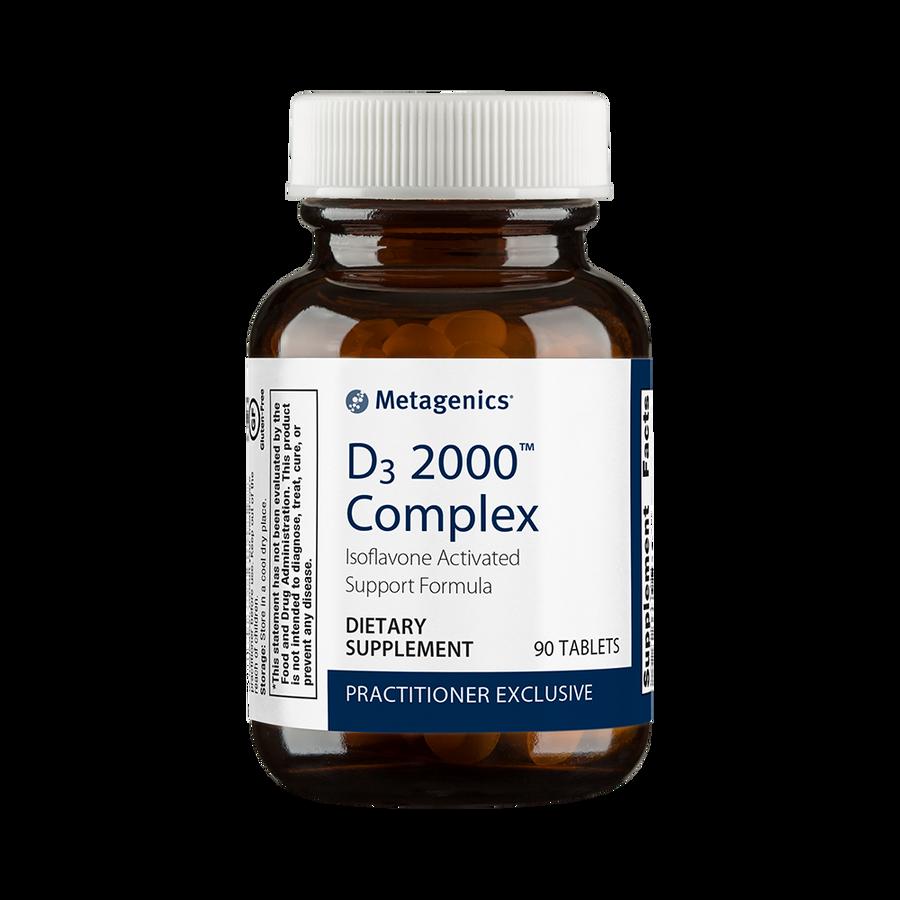 D3 2000™ Complex, 90 tablets