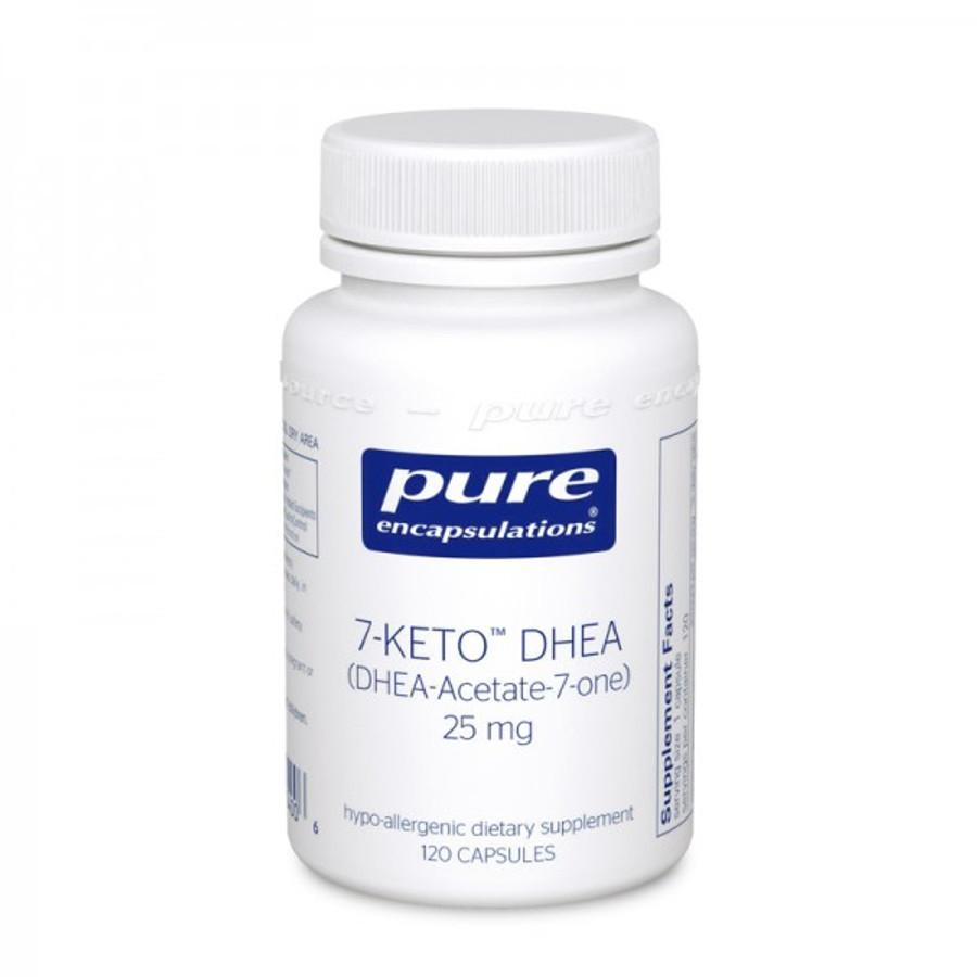 7-KETO™ DHEA 25 mg