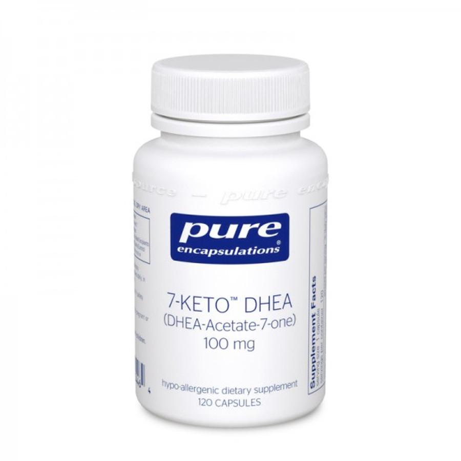 7-KETO™ DHEA 100 mg
