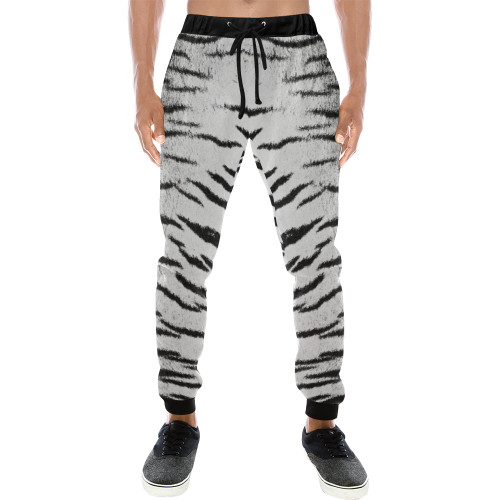 White Bengal Men's Sweatpants