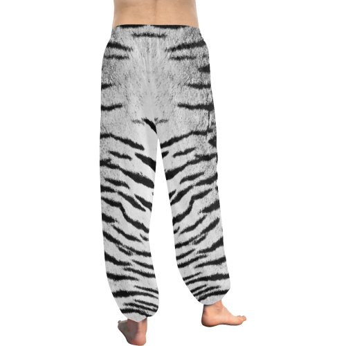 White Tiger Sleep Pants