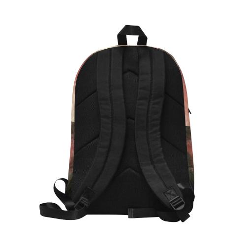 Red Dragon Eye  Unisex Classic Backpack