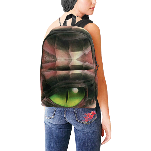 Red Dragon Eye  Unisex Classic Backpack