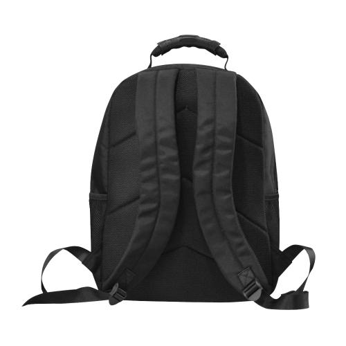 Red Dragon Eye Unisex Laptop Backpack