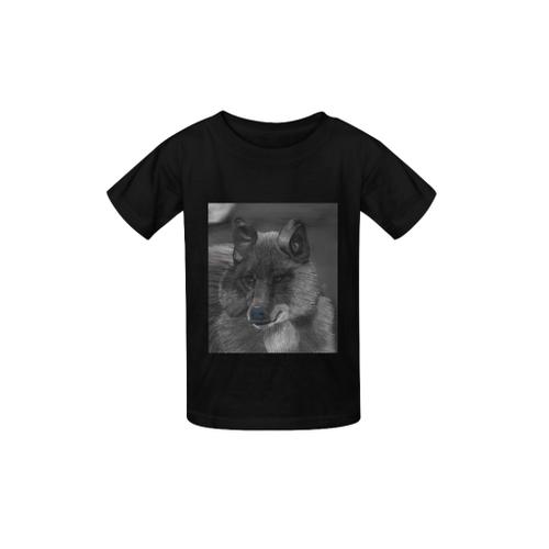 Wolf Moon Kids Classic T-Shirt