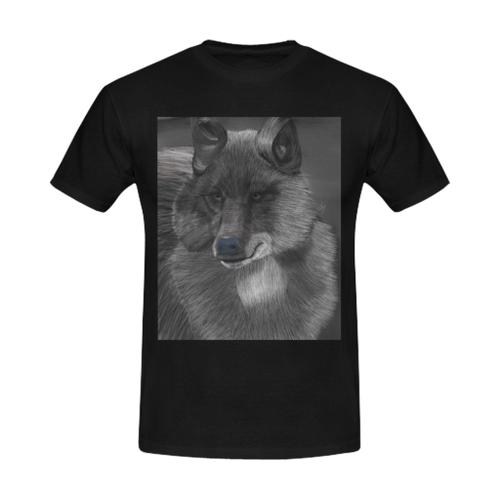 Wolf Moon Mens Classic Tee