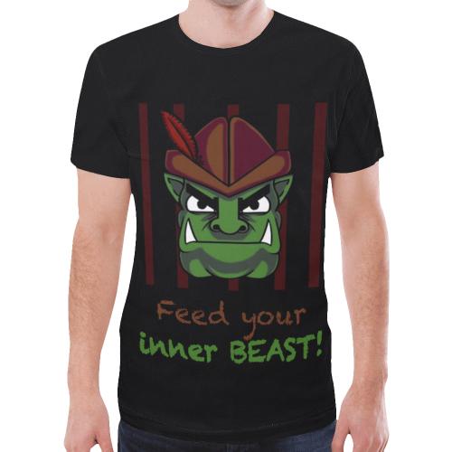 Feed Your Inner Beast Men's Tee