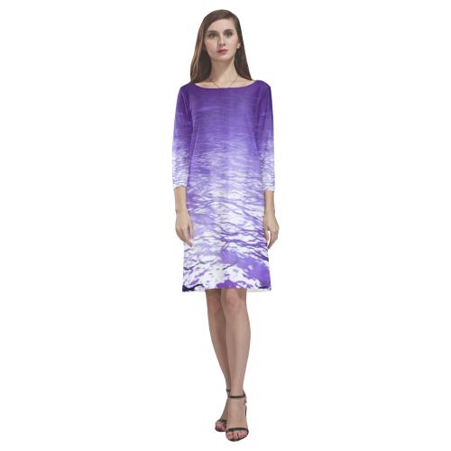 Reverse Lake Rhea Loose Round Neck Dress