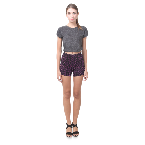 Chainmail Briseis Skinny Shorts
