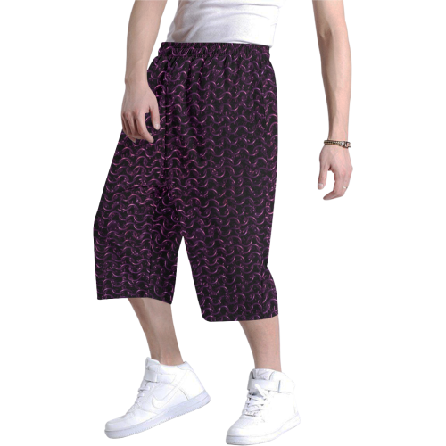Chainmail Baggy Shorts