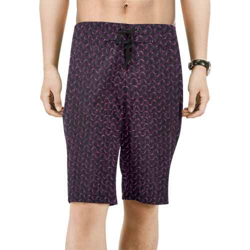 Chainmail Board Shorts