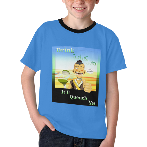 Sokka Kid's All-Over-Print Tee