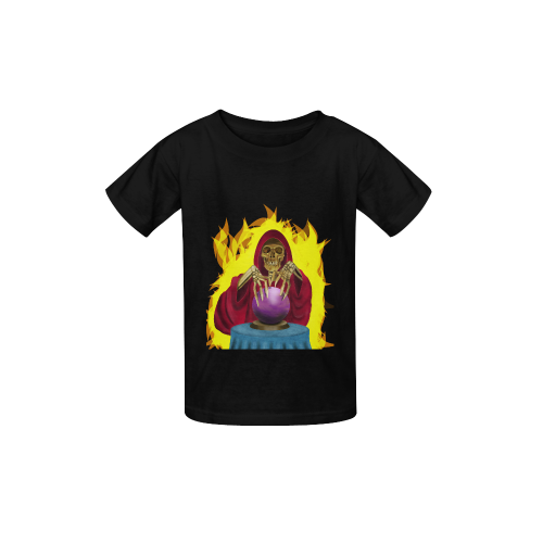 Death Fortune Kids Tee