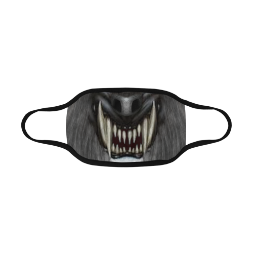 Werewolf Mouth Mask