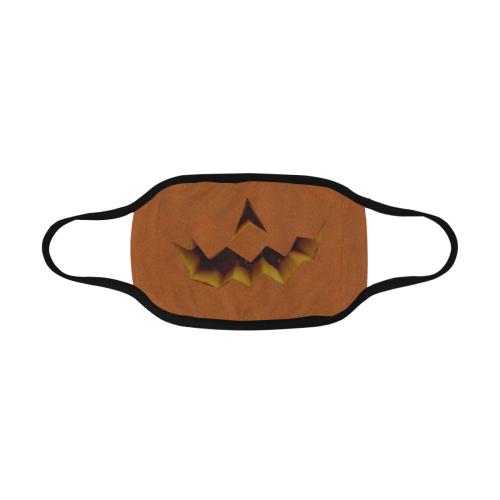 Jack O' Lantern Mouth Mask