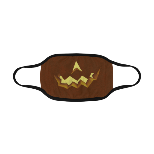 Jack O' Lantern Lit Mouth Mask