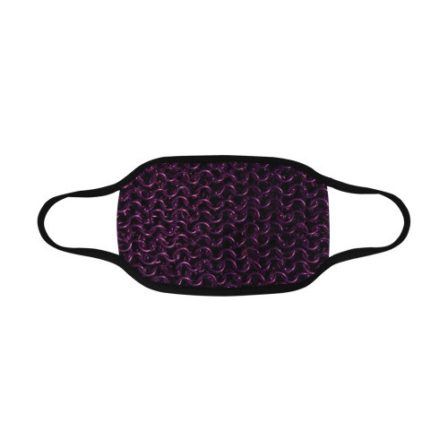Chainmail Mouth Mask